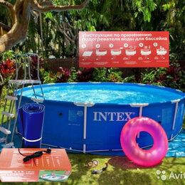 Прочие аксессуары - Подогреватель для каркасного и надувного бассейна intex, 0