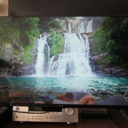"""Телевизоры - Телевизор 43"""" UltraHD Novex NVX-43U329MSY, 0"""