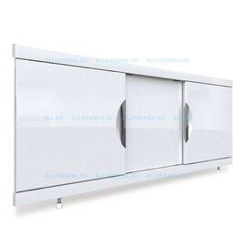 Ванны - Экран под ванну Emmy Валенсия 140 см белый, 0