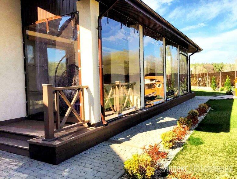 Мягкие окна, москитные сетки для беседок и террас по цене 1600₽ - Окна, фото 0