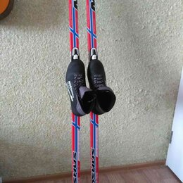 Беговые лыжи - Лыжи беговые 190, 0