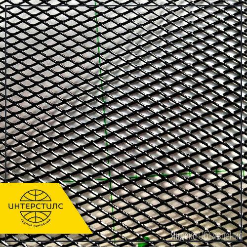 Сетка алюминиевая ПВС 10х5х1,6 мм ТУ У00236010.001-97 по цене 188₽ - Металлопрокат, фото 0