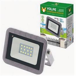 Уличное освещение - Светильник на штанге ULF-Q592 10w/DW Sensor IP65 220-240В Silver картон., 0