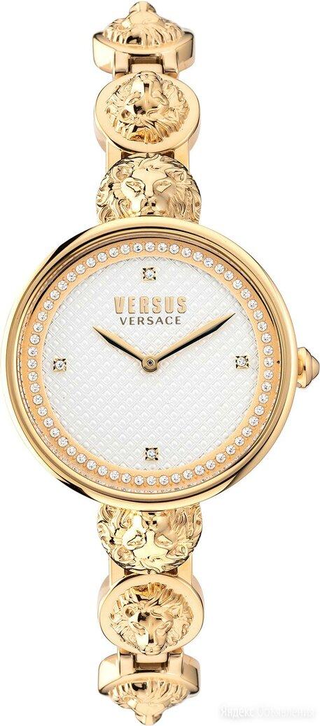 Наручные часы VERSUS Versace VSPZU0621 по цене 24390₽ - Наручные часы, фото 0