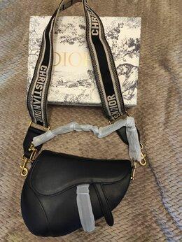 Сумки - Сумка Dior седло женская, 0