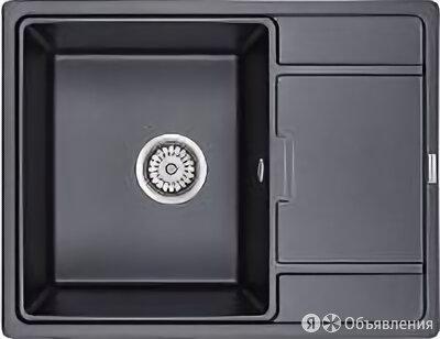 мойка Paulmark Мойка кухонная Paulmark Weimar PM216550-BLM черный металлик по цене 9700₽ - Кухонные мойки, фото 0