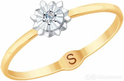 Кольцо SOKOLOV 1011736_s_17 по цене 7730₽ - Кольца и перстни, фото 0