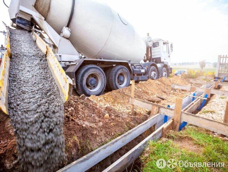 Доставка бетона по цене 2300₽ - Строительные смеси и сыпучие материалы, фото 0