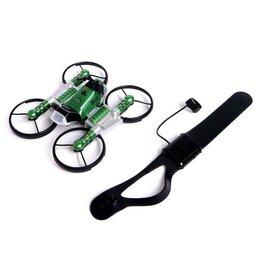 Квадрокоптеры - Квадрокоптер радиоуправляемый 2 в 1, управление жестами, МИКС, 0
