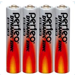 Батарейки - Батарейка LR03, PERFEO Dynamic Zing, ААA, 1.5V, 0