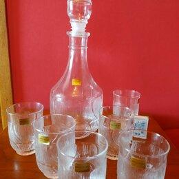 Бокалы и стаканы - 6 бокалов +штоф для горячего вина Luminarc/Arcoroc, 0