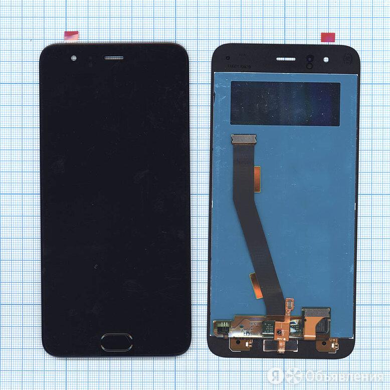 Дисплей для Xiaomi Mi 6 черный + тачскрин по цене 2264₽ - Дисплеи и тачскрины, фото 0