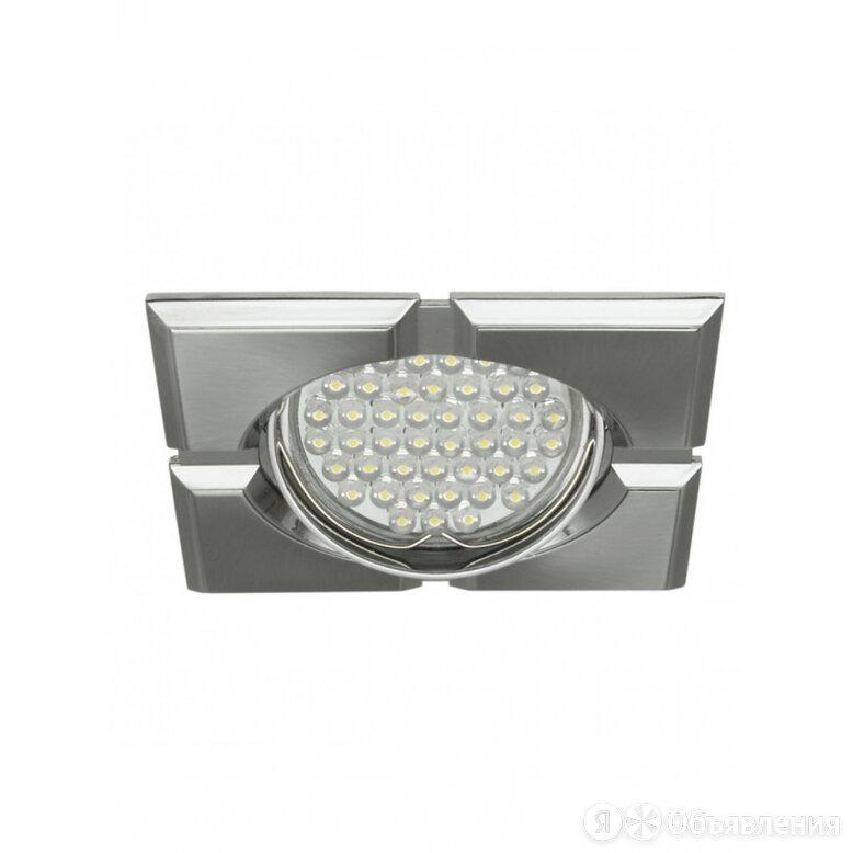Точечный светильник KANLUX FIRLA CT-DTL50-SC по цене 311₽ - Встраиваемые светильники, фото 0