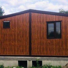 Архитектура, строительство и ремонт - Модульный дом из металлических бытовок, 0