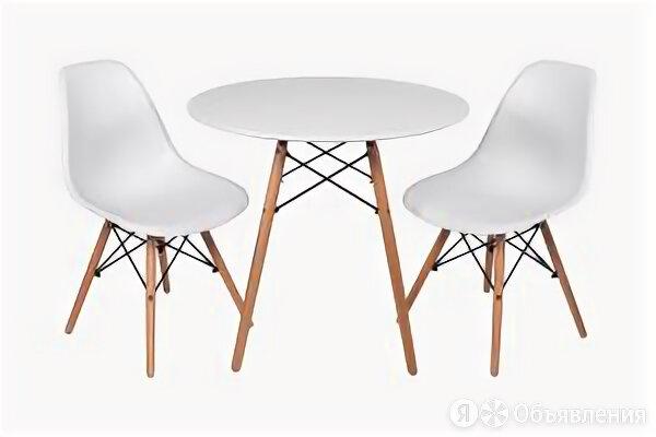 Обеденный комплект  стол + 2 стула [(1+2)] по цене 16575₽ - Столы и столики, фото 0