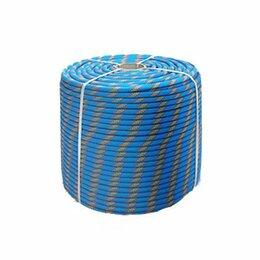 Веревки и шнуры - Веревка полиамидная страховочная 12мм высокопрочная Атекс, 0