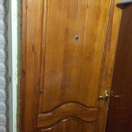 Входные двери - Входная деревянная с каробкой ! В отличном состоянии! Ставь и живи!, 0