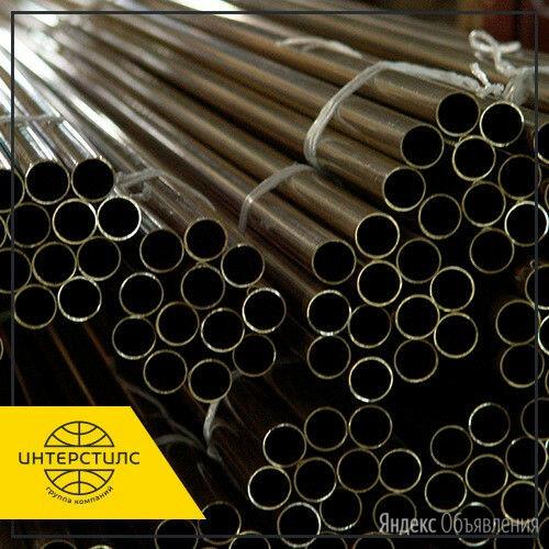 Труба латунная Л68 37 мм ГОСТ 1020-60 по цене 928000₽ - Металлопрокат, фото 0