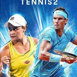 Игры для приставок и ПК - AO Tennis 2 (русская версия) (Nintendo Switch), 0