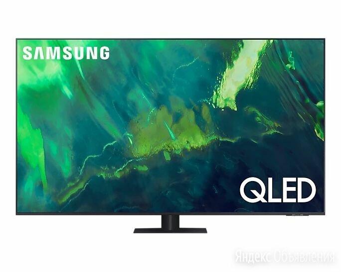 """Телевизор samsung QE55Q70AAUXRU 55"""" (2021) по цене 70000₽ - Телевизоры, фото 0"""