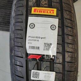 Шины, диски и комплектующие - 205/55 R16 91V Pirelli Cinturato P7, 0