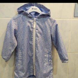 Куртки и пуховики - Фирменная ветровка для девочки, 0