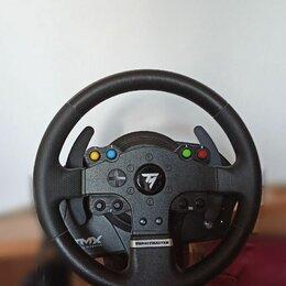 Рули, джойстики, геймпады - Игровой руль Thrustmaster TMX Pro, 0