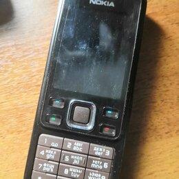 Мобильные телефоны - Nokia 6300 черный, 0