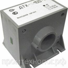 Электронные и пневматические датчики - Датчик измерения переменного тока ДТХ-100-П, 0