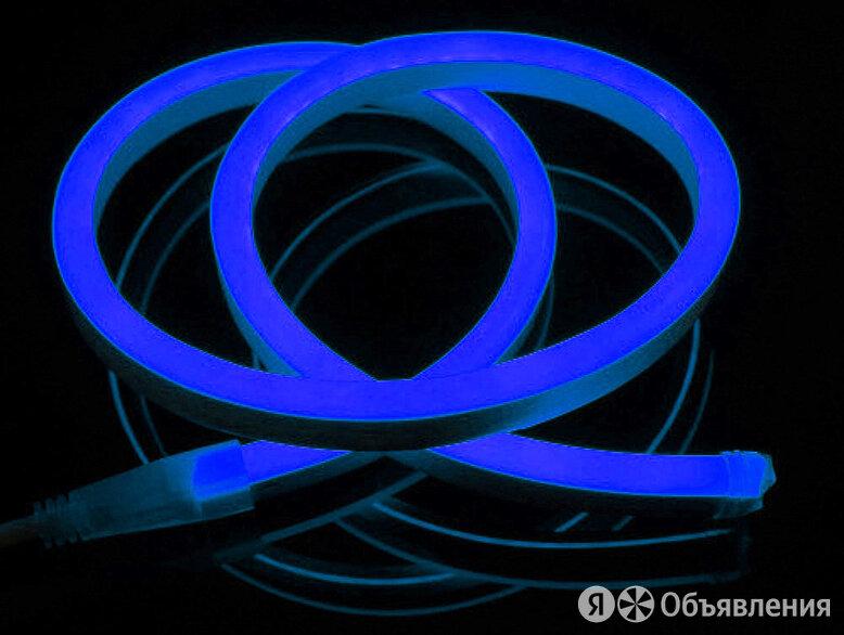 Гибкий Неон Flex светодиодный 50 м, 2 жилы, синий, 6000 Led - WL 051.50.15.120B по цене 12100₽ - Интерьерная подсветка, фото 0