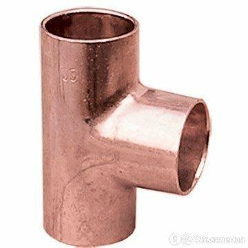 Тройник Viega медный под пайку 22 по цене 100₽ - Водопроводные трубы и фитинги, фото 0
