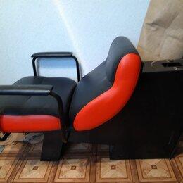 Мебель - Парихмахерская мойка с креслои, 0