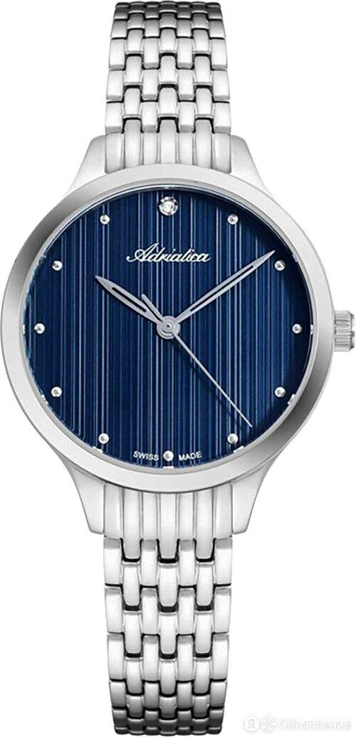 Наручные часы Adriatica A3768.5145Q по цене 17500₽ - Наручные часы, фото 0