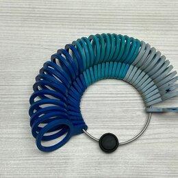 Сопутствующие товары - Пальцемер пластиковый 36 размеров, 0