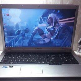 Ноутбуки - Игровой ноутбук Samsung R730 Core i3 /500Gb/4Gb, 0