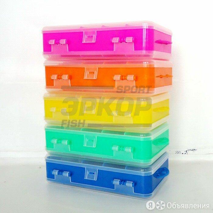 Коробка рыболовная Marukya Sample of Tackle Box для снастей (х5) по цене 143₽ - Аксессуары и комплектующие, фото 0