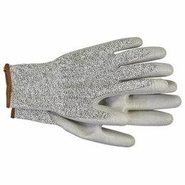Средства индивидуальной защиты - Перчатки с полиуретановым покрытием 5 степень защ. размер 10 сер. (пара)..., 0