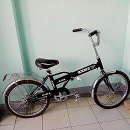 Велосипеды - Велосипед складной stels pilot 310, 0