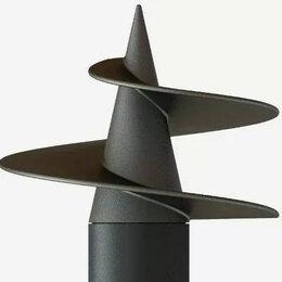 Металлопрокат - Сваи Винтовые  диаметр 57-230 мм, 0