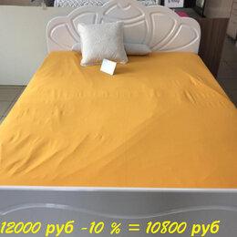 """Кровати - Кровать двухспальная """"Гармония"""" белая , 0"""