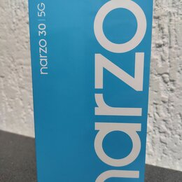 Мобильные телефоны - Realme Narzo 30 5g 4/128 Новый, 0