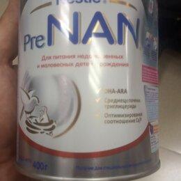 Детское питание - Pre nan для Nan pre для недоношенных и маловесных детей, 0