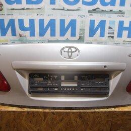Кузовные запчасти - Крышка багажника Тойота Королла E150, 0