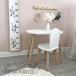 Столы и столики - Комплект - детский стул и стол, 0