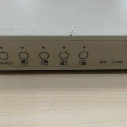 Системы Умный дом - Квадратор 4-х канальный quad processor b/w, 0