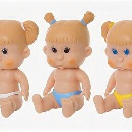 Киндер-сюрприз - Курносики Игрушка для ванны Куколка Маринка (12), 0