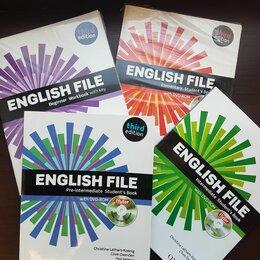 Литература на иностранных языках - English file 3 edition , 0