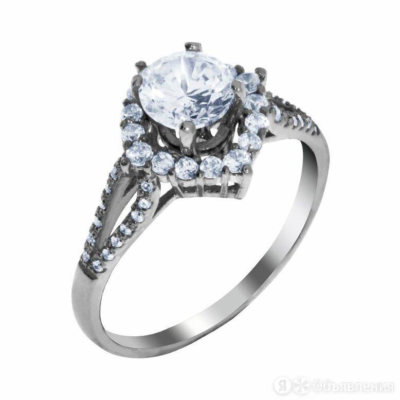 1340200035 Кольцо (Ag 925) (18.0) KRASNOE по цене 324₽ - Кольца и перстни, фото 0