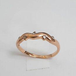 Кольца и перстни - Золотое кольцо , 16,5, 0