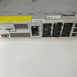 Источники бесперебойного питания, сетевые фильтры - Серверный ИБП Compaq R3000 XR, 0